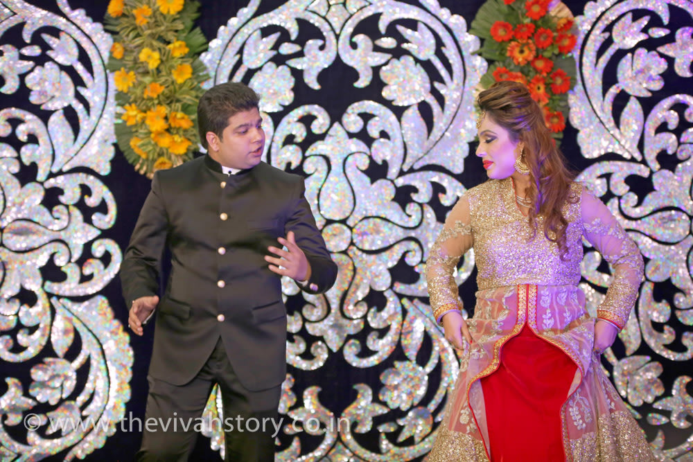 Sangeet Day Performance By Groom-To-Be And Bride-To-Be by Mohit Wedding-photography Groom-wear-and-accessories | Weddings Photos & Ideas