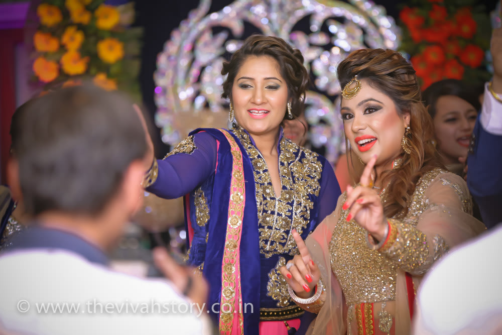 Bride In Full Swing by Mohit Wedding-photography | Weddings Photos & Ideas