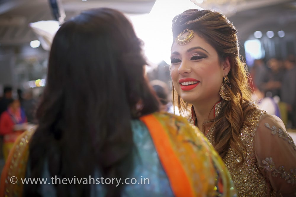 Stunning Makeup Option For The Bride-To-Be by Mohit Wedding-photography Bridal-jewellery-and-accessories Bridal-makeup | Weddings Photos & Ideas