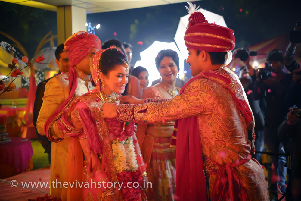 A Candid Moment Caught In The Wedding by Mohit Wedding-photography | Weddings Photos & Ideas