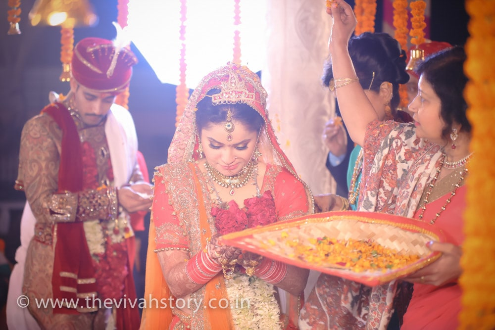 Wedding Tradition Of And Indian Wedding by Mohit Wedding-photography | Weddings Photos & Ideas