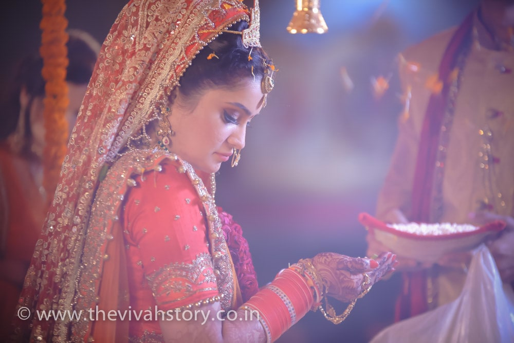 Glowing Bride On Her Grand Day by Mohit Wedding-photography | Weddings Photos & Ideas