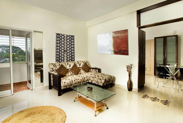 Living Room by Saravanan Living-room Contemporary | Interior Design Photos & Ideas