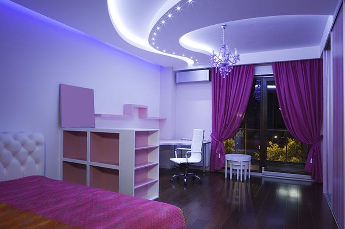 Purple match by Entrix Shahkir Shaik Modern | Interior Design Photos & Ideas