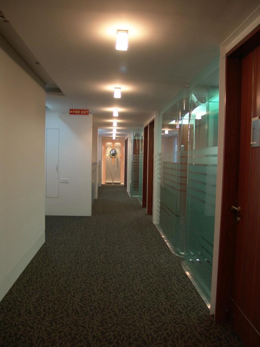 Corridors by Entrix Shahkir Shaik