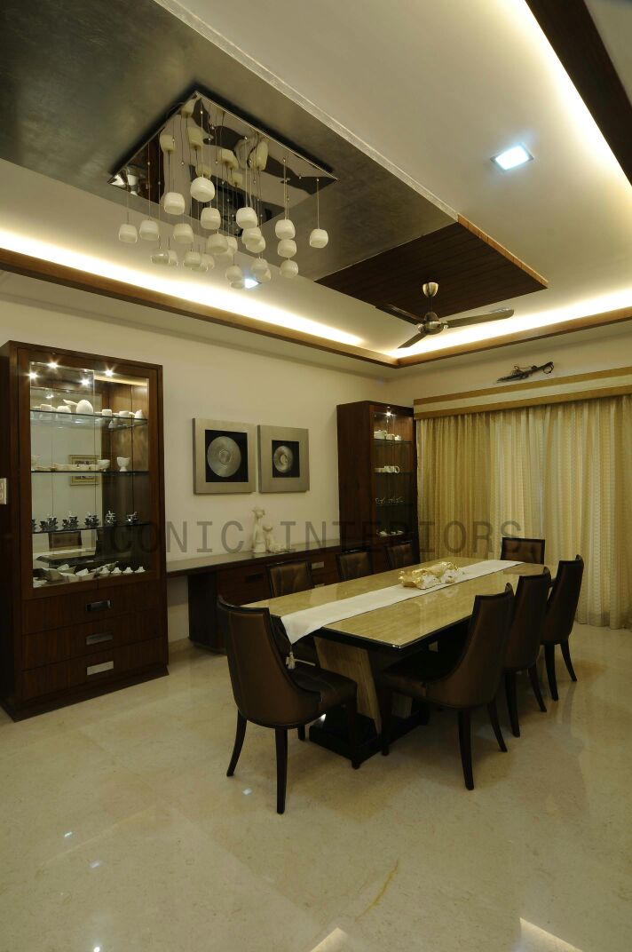 Dine in style by Sneha joshi Contemporary | Interior Design Photos & Ideas