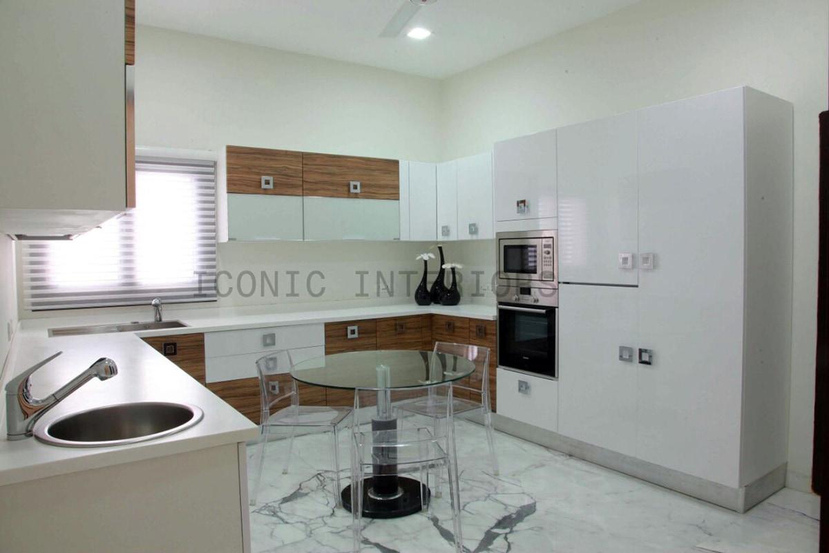 dream minimalist kitchen by Sneha joshi