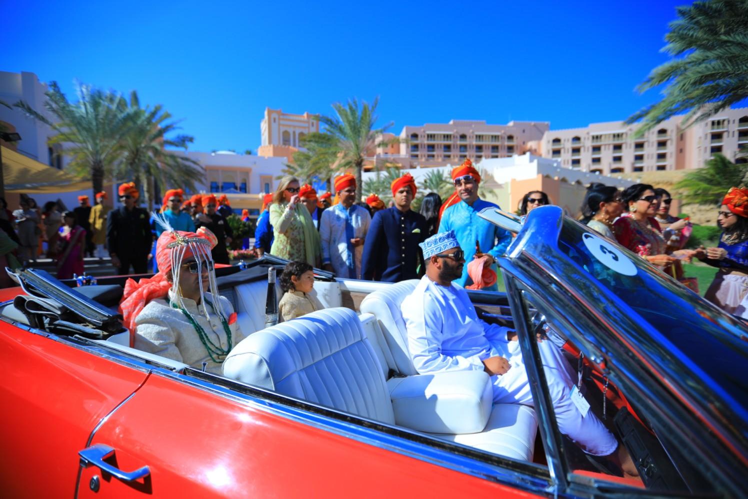 Groom Arriving in a Lavish Car For an Exotic Beach Side Wedding by Amit Kumar Wedding-photography | Weddings Photos & Ideas