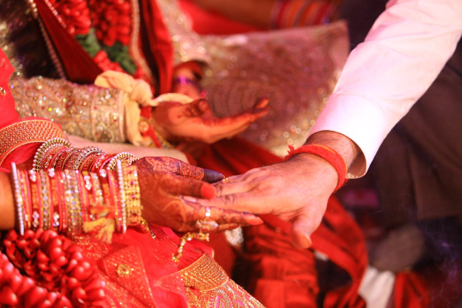 Your Hand In Mine by Amit Kumar Wedding-photography | Weddings Photos & Ideas