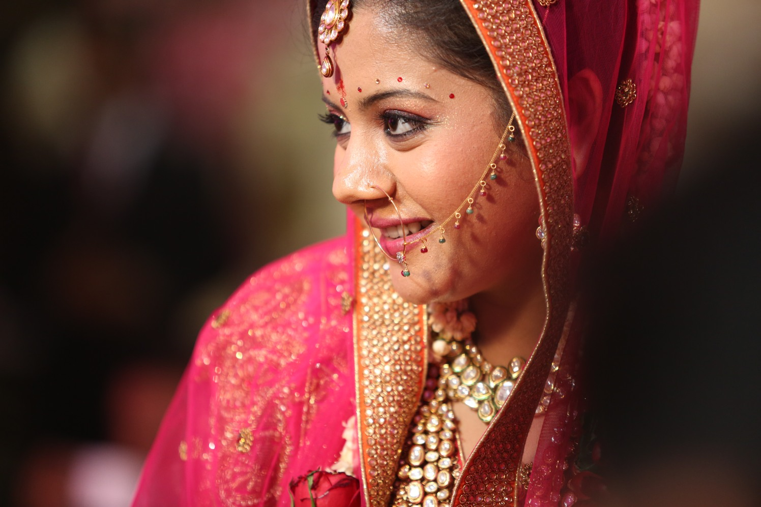 Redefining Beauty by Amit Kumar Wedding-photography Bridal-jewellery-and-accessories | Weddings Photos & Ideas