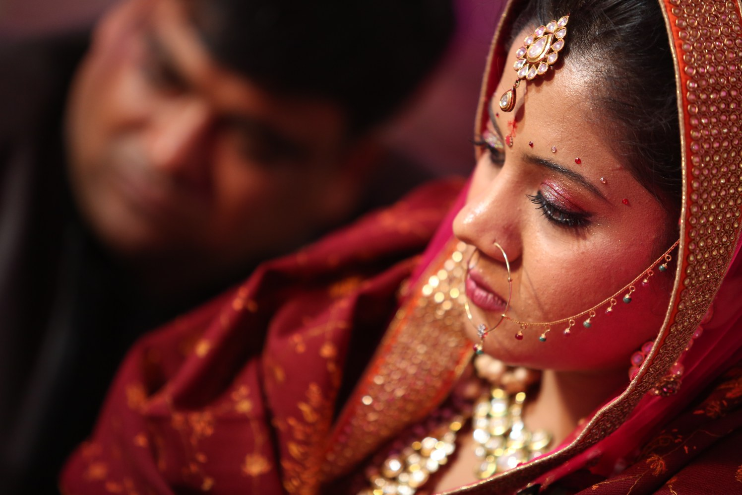 Bridal Expressions by Amit Kumar Wedding-photography Bridal-makeup Bridal-jewellery-and-accessories | Weddings Photos & Ideas