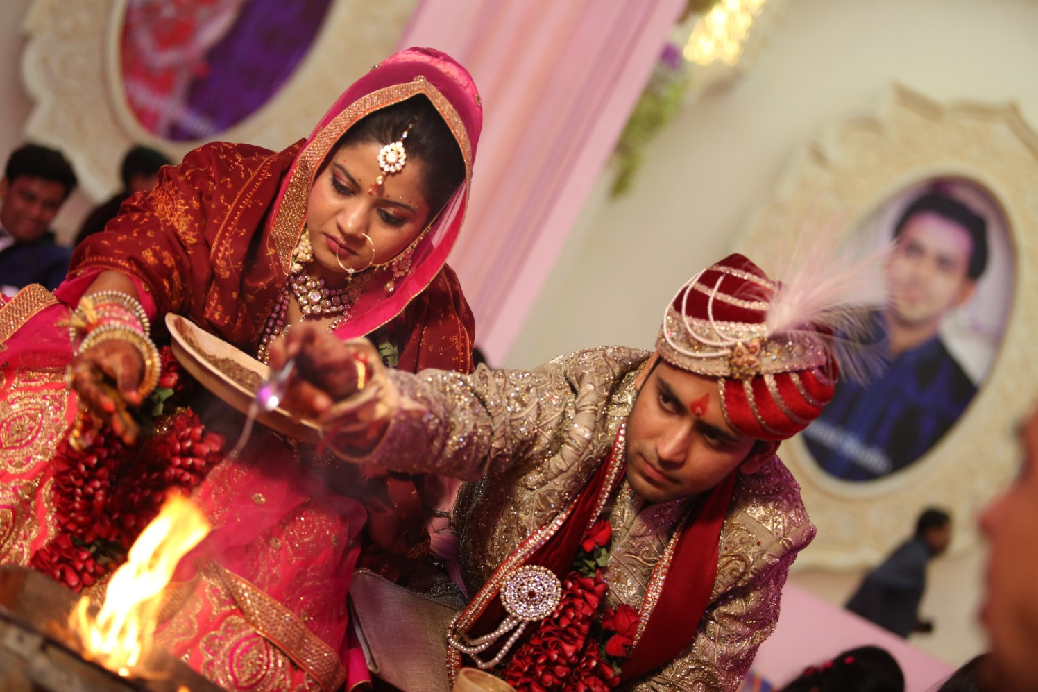 Wedding Rituals by Amit Kumar Wedding-photography Bridal-jewellery-and-accessories Groom-wear-and-accessories | Weddings Photos & Ideas