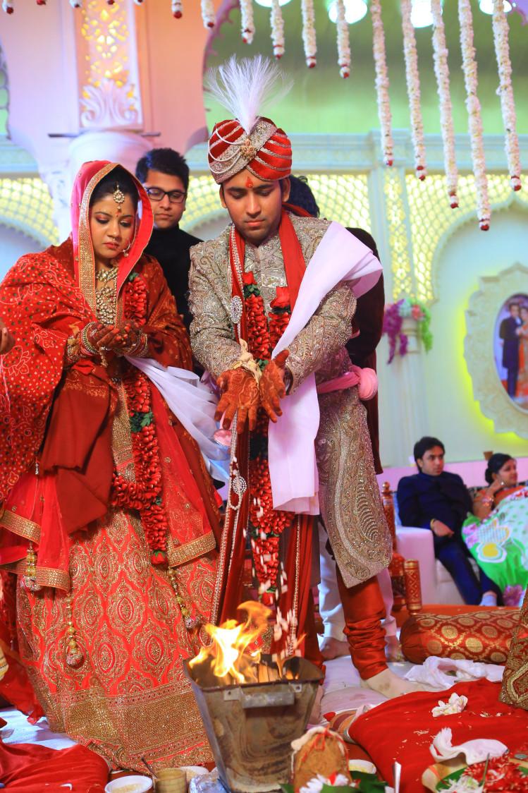 Vivah Ceremony by Amit Kumar Wedding-photography | Weddings Photos & Ideas