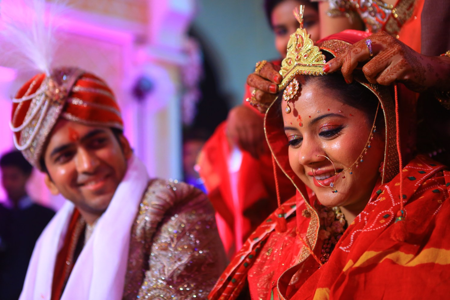 Wedding Moments by Amit Kumar Wedding-photography | Weddings Photos & Ideas
