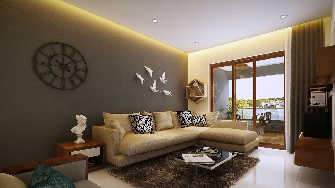 Live with modernity by Rohan Tapkire Modern | Interior Design Photos & Ideas