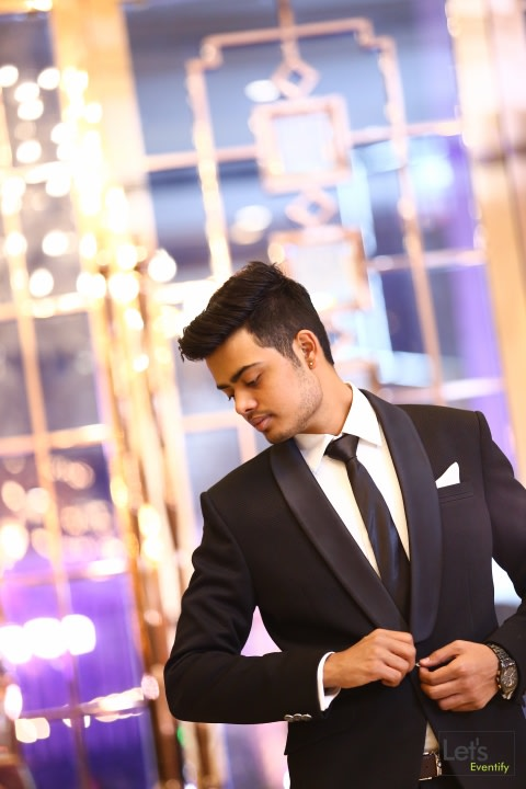 Handsome Groom by Let's Eventify Wedding-photography Groom-wear-and-accessories | Weddings Photos & Ideas