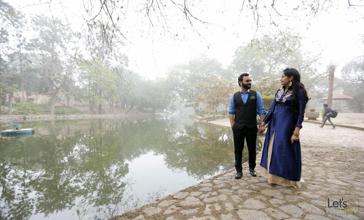 Lake Side Love by Donil Arora Wedding-photography | Weddings Photos & Ideas