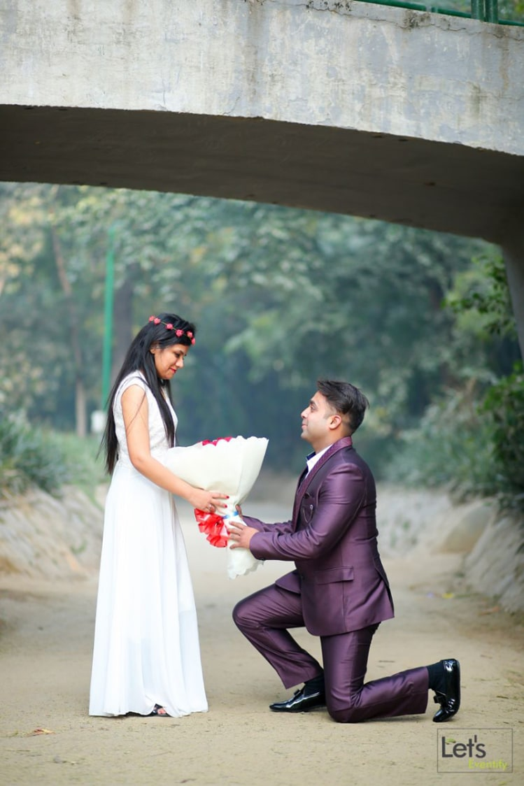A Grand Proposal! by Let's Eventify Wedding-photography | Weddings Photos & Ideas