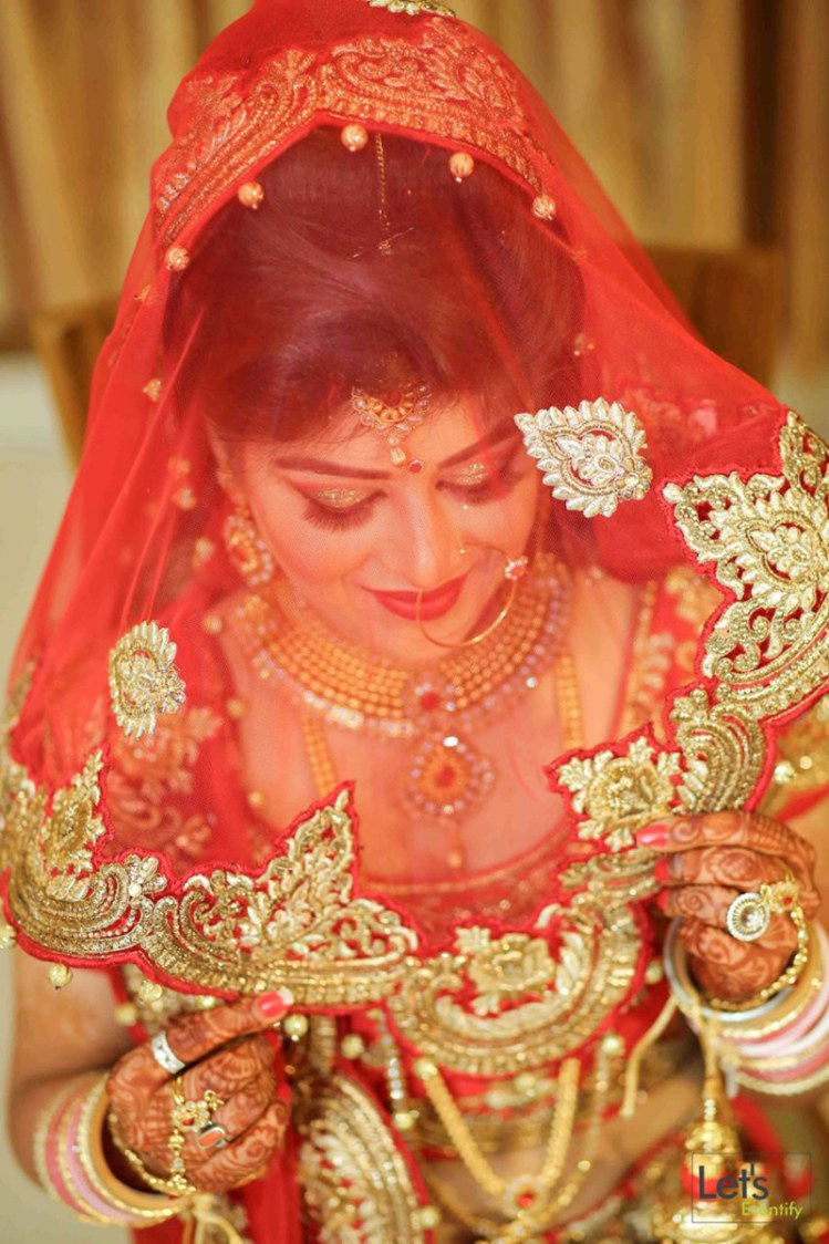 Bridal Charm by Let's Eventify Wedding-photography Bridal-jewellery-and-accessories Bridal-makeup | Weddings Photos & Ideas