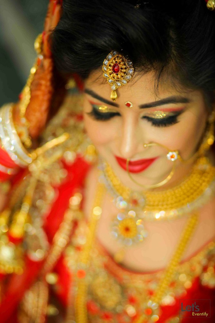 Splendid by Let's Eventify Wedding-photography Bridal-jewellery-and-accessories Bridal-makeup | Weddings Photos & Ideas