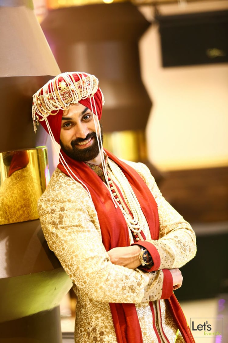 Groom's Swag by Let's Eventify Wedding-photography | Weddings Photos & Ideas