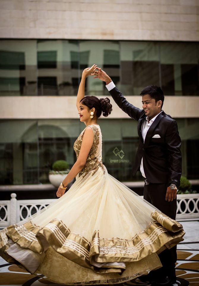 Gorgeous Off White Lehenga by Donil Arora Wedding-photography | Weddings Photos & Ideas