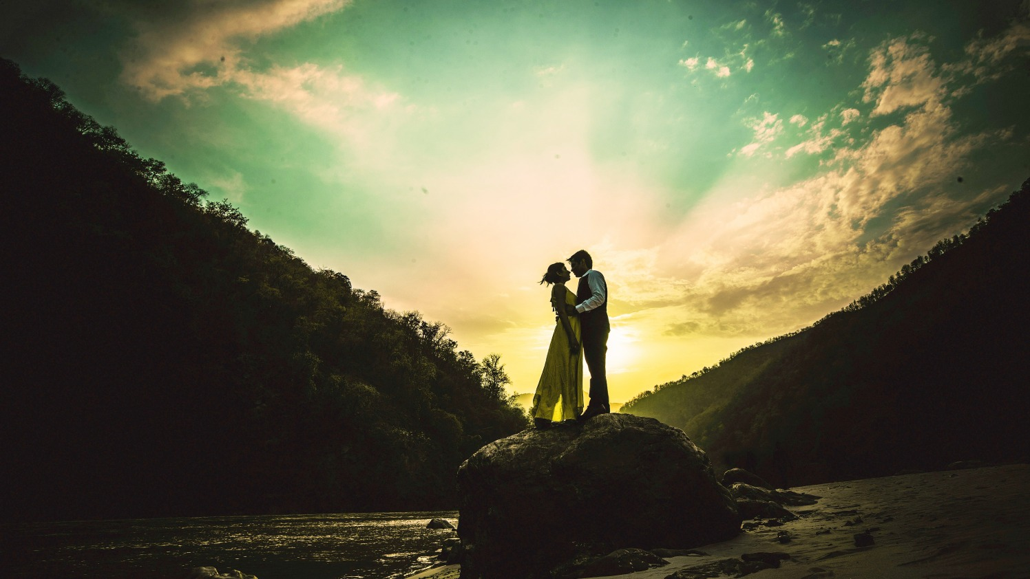 Sunset Love by Let's Eventify Wedding-photography | Weddings Photos & Ideas