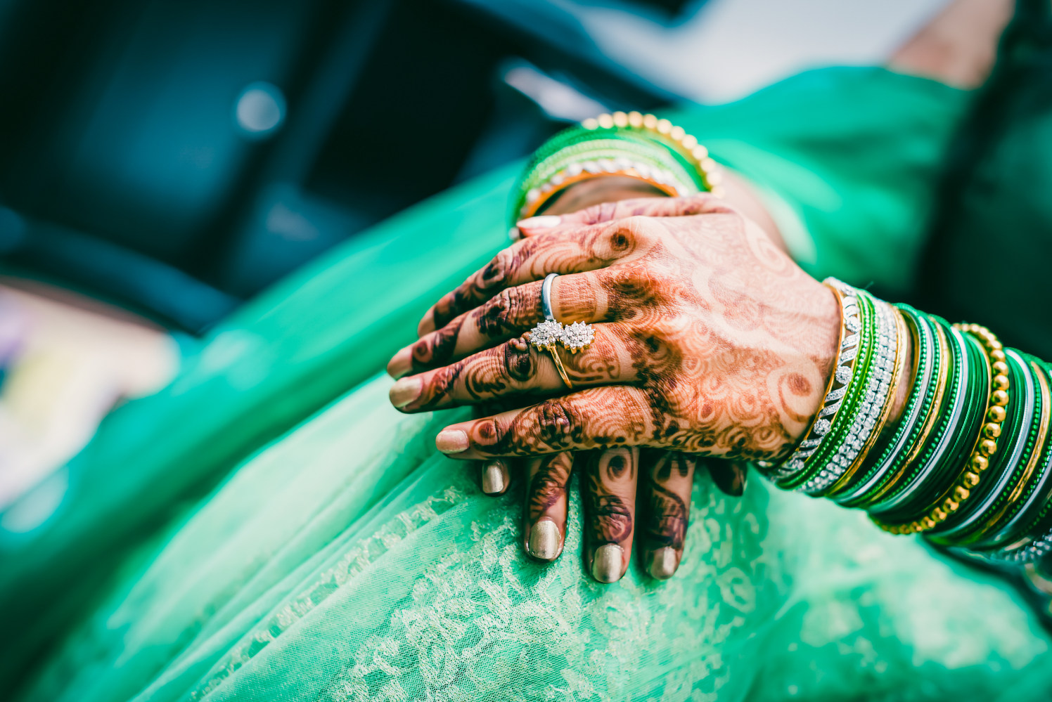 Green Is The Colour Of Grace by Let's Eventify Wedding-photography | Weddings Photos & Ideas