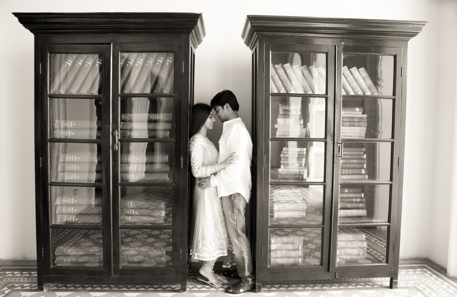 Bookish Love! by Let's Eventify Wedding-photography | Weddings Photos & Ideas