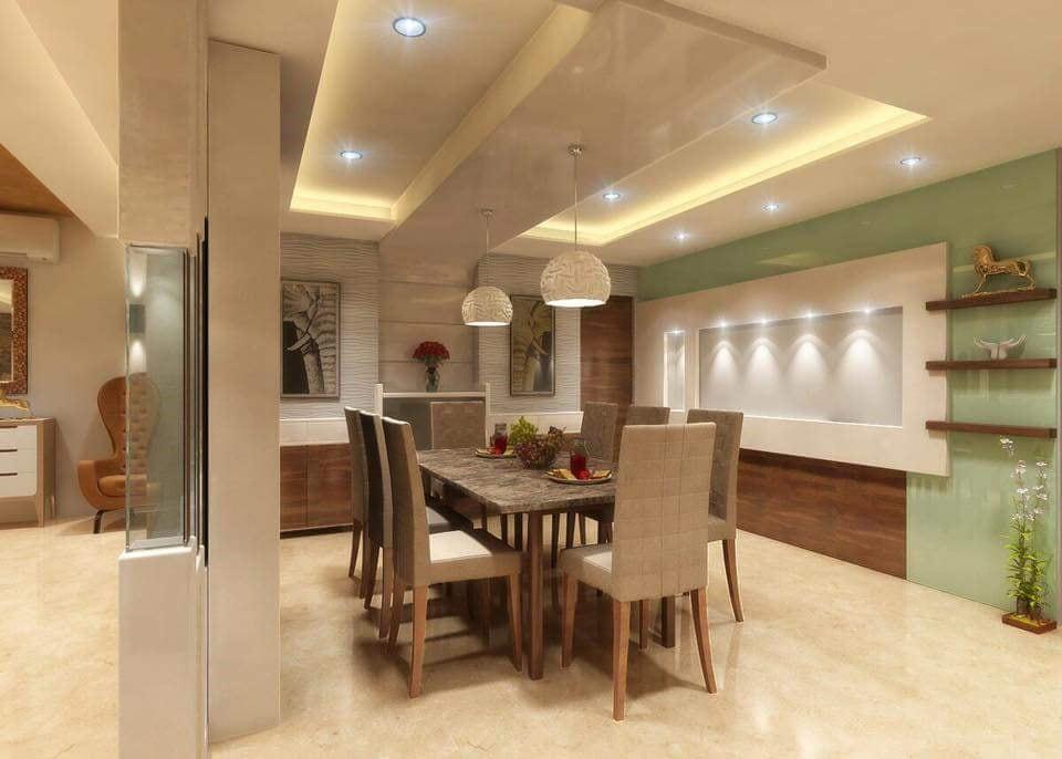 Shining Dining by Atelier Interiors Dining-room Modern | Interior Design Photos & Ideas