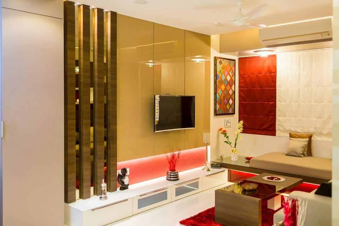 Sit and Watch by Vikas Karupothu Modern | Interior Design Photos & Ideas