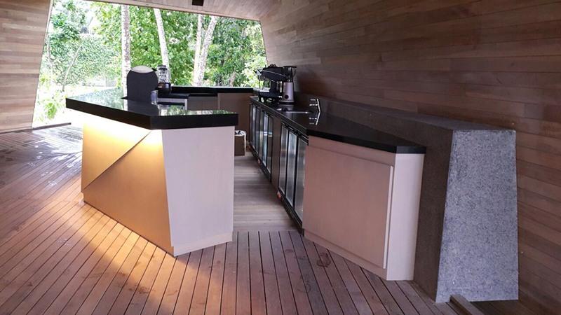 Wondrous Kitchen by Siraj Contemporary | Interior Design Photos & Ideas