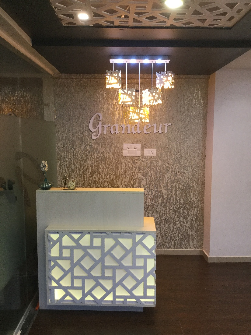 Superior Designed Office by Neha Goyal