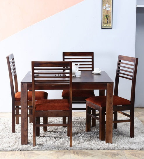 Wooden Dining Room by Neha Goyal Modern | Interior Design Photos & Ideas