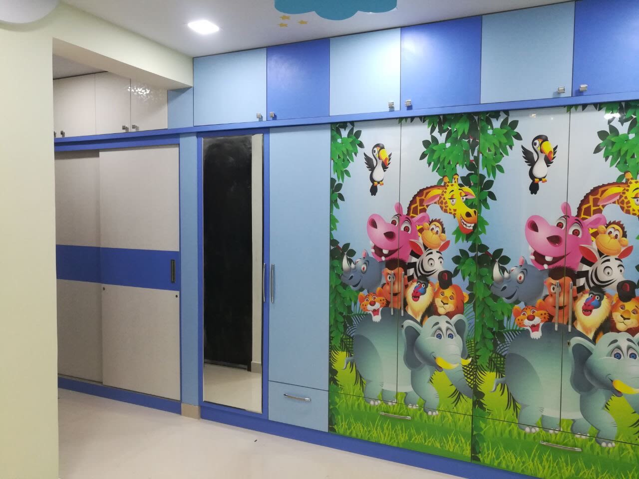 Well Formed Children's room by Neha Goyal