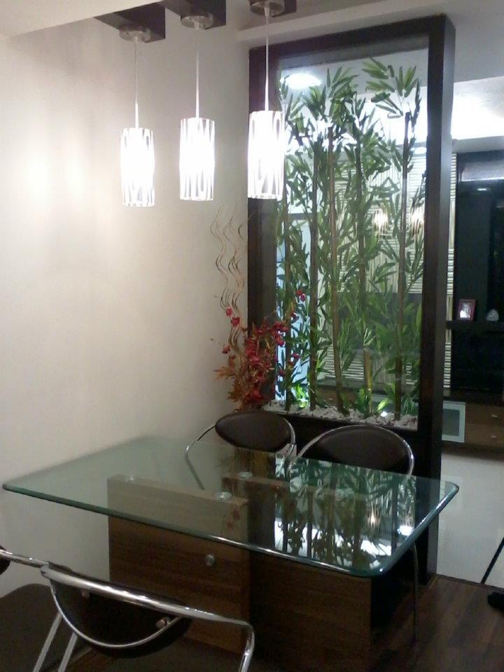 Minimalist Office Cabin by Nilesh V. Gosavi Minimalistic | Interior Design Photos & Ideas
