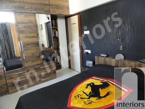 #Modern Kids Bedroom by Nilesh V. Gosavi Bedroom Modern   Interior Design Photos & Ideas