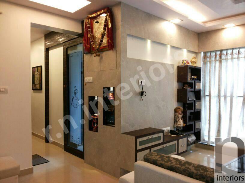 Minimalist Living Room by Nilesh V. Gosavi Living-room Contemporary | Interior Design Photos & Ideas