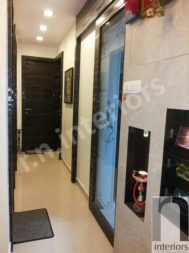 Modern House Hallway by Nilesh V. Gosavi Indoor-spaces Modern | Interior Design Photos & Ideas