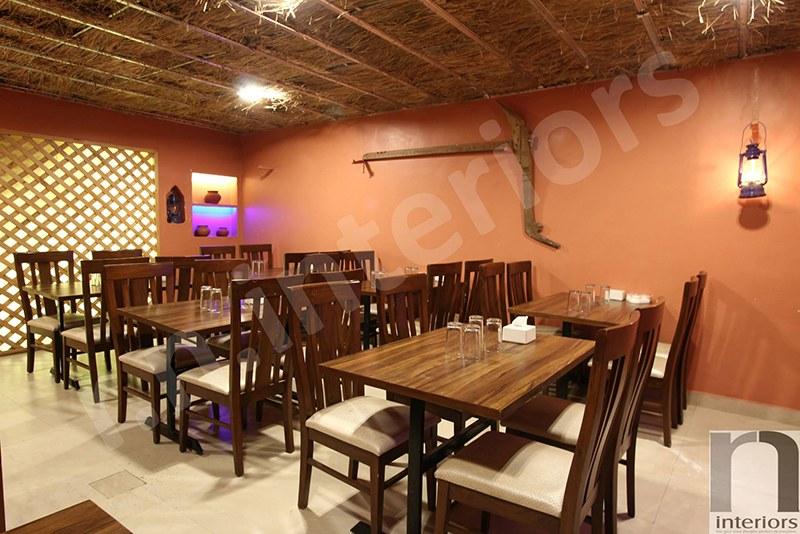 Standard Restaurant by Nilesh V. Gosavi Eclectic | Interior Design Photos & Ideas