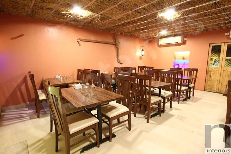 Standard Restaurant Area by Nilesh V. Gosavi Eclectic | Interior Design Photos & Ideas