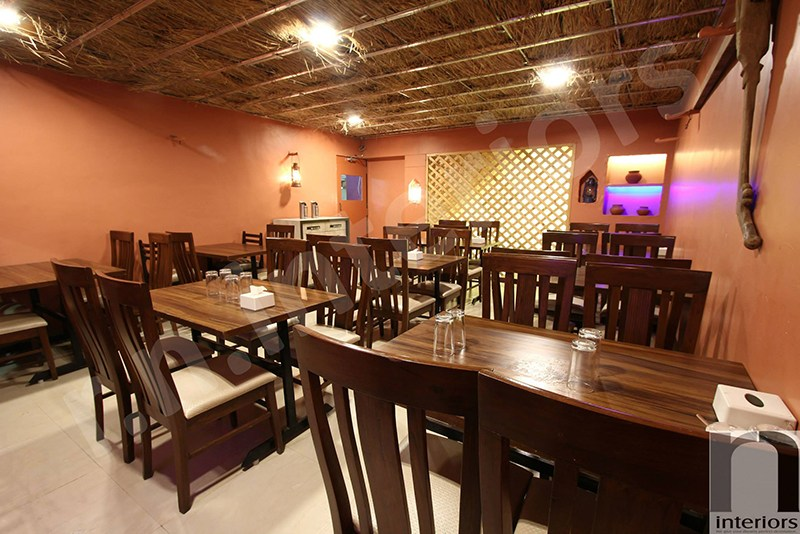Traditional Restaurant by Nilesh V. Gosavi Traditional | Interior Design Photos & Ideas