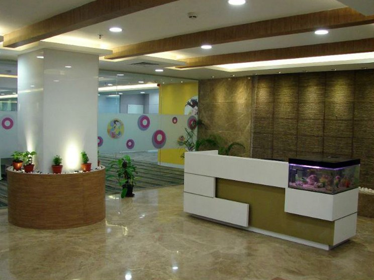Reception by Vibhor Mukul Singh Modern | Interior Design Photos & Ideas