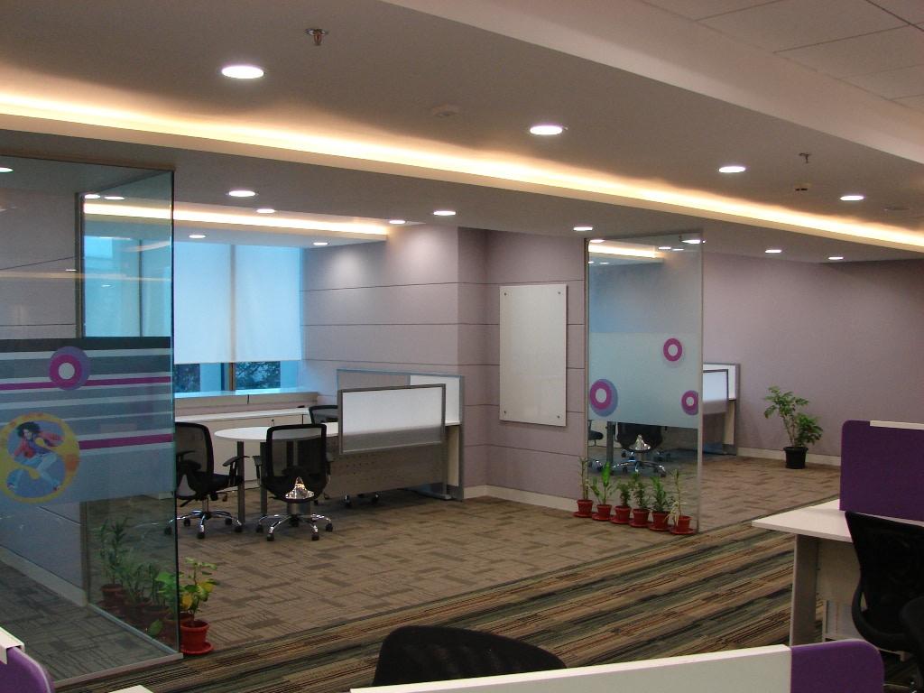 Contemporary Office Space by Vibhor Mukul Singh Contemporary | Interior Design Photos & Ideas