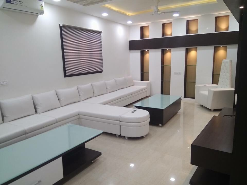 by L.A Interiors Pvt Ltd.