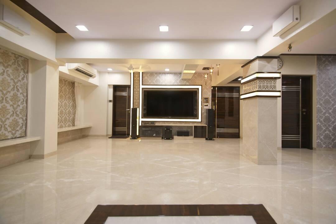 Hall of Gods by Sayed Qaseem Abbas Modern | Interior Design Photos & Ideas
