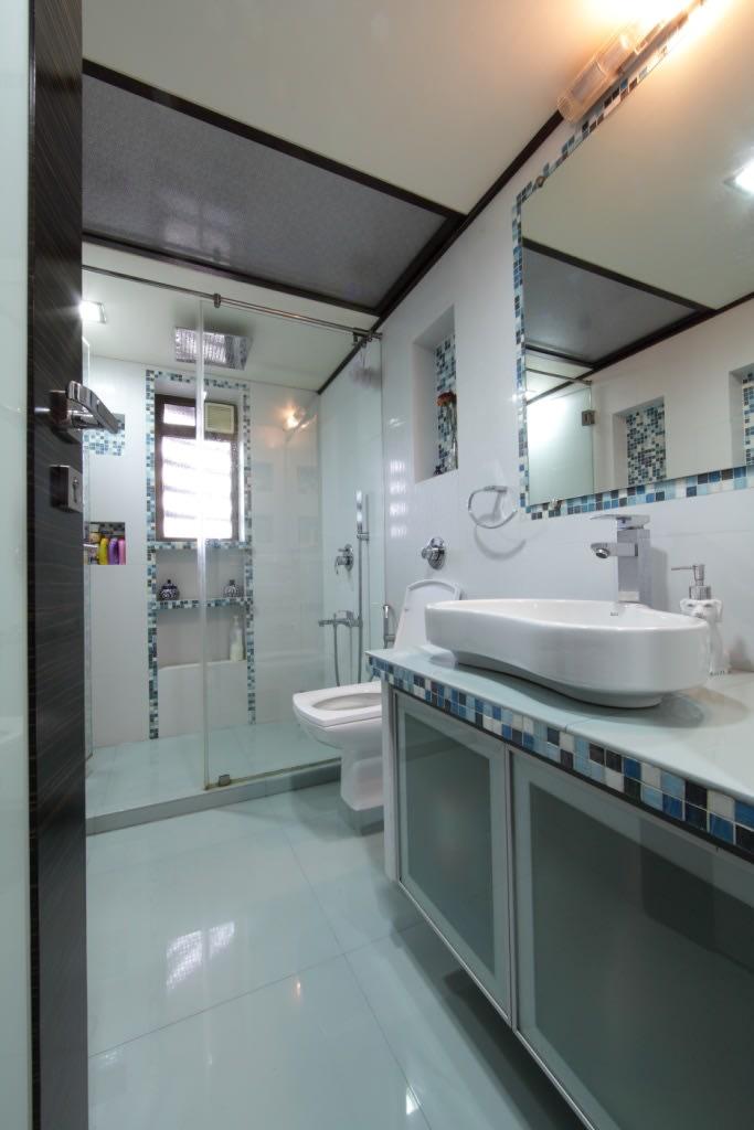Marvellous  marble by Sayed Qaseem Abbas Modern | Interior Design Photos & Ideas