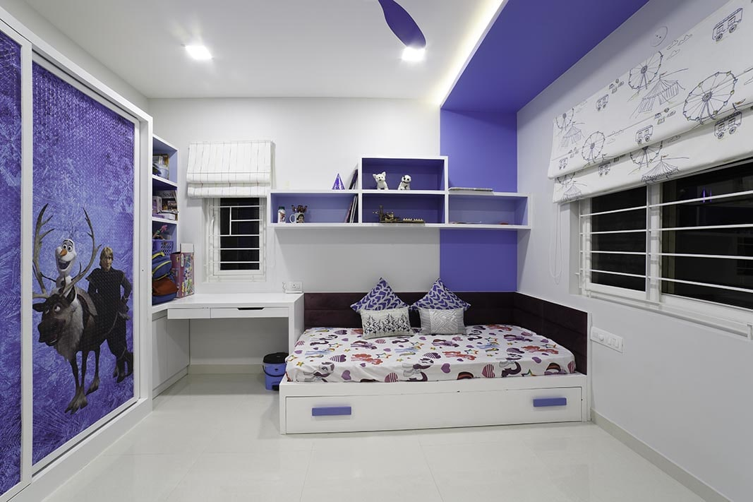 The Blue Abode by Space-D Modern | Interior Design Photos & Ideas