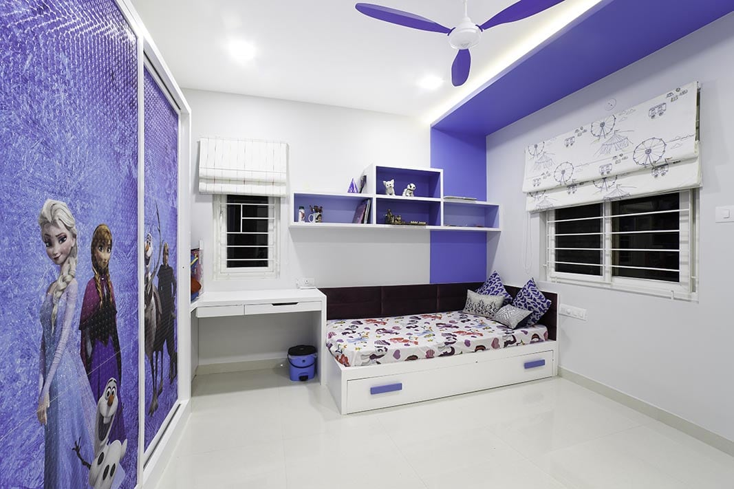 Blue Love by Space-D Modern | Interior Design Photos & Ideas