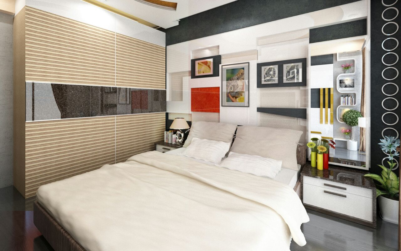 Sleeping Beauty by infinity design studio Modern | Interior Design Photos & Ideas
